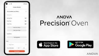 Anova Precision Oven App Update!