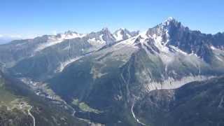 360° sur le Mont Blanc