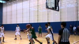 中學籃球學界2014 (B Grade 荔天 VS 善德) 最後的10分29秒