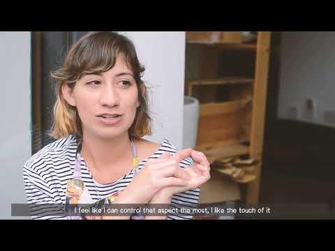 Kayla Gomez- Ceramic Arts Intern