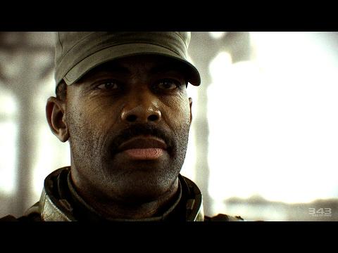 Sgt. Johnson's Story (Halo Series Scenes)