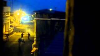 Mortero contra la GNB   Barrio Sucre 31M