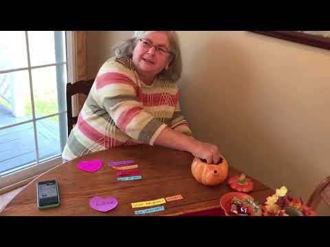October 25th 2020 - Children's Message