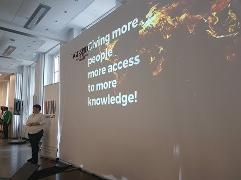 Wikidata: State of the Project - Lydia Pintscher at WikidataCon 2017