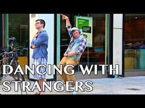 Dancing With Strangers Prank