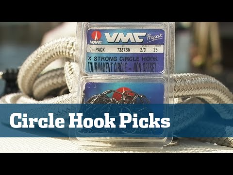 Pick The Perfect Hook - Florida Sport Fishing TV Rigging Station