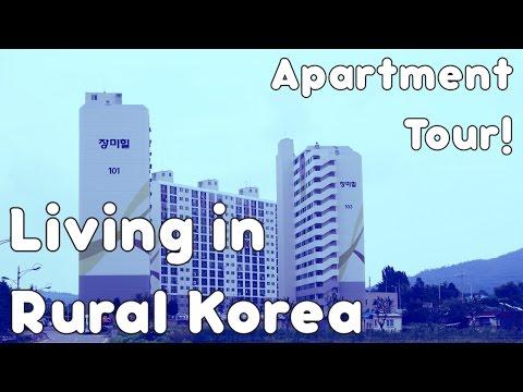 Apartment Tour: Living in Rural South Korea (EPIK/JLP)
