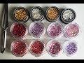 Aliexpress nailart haul glitters embellishments tools femketjenl mp3
