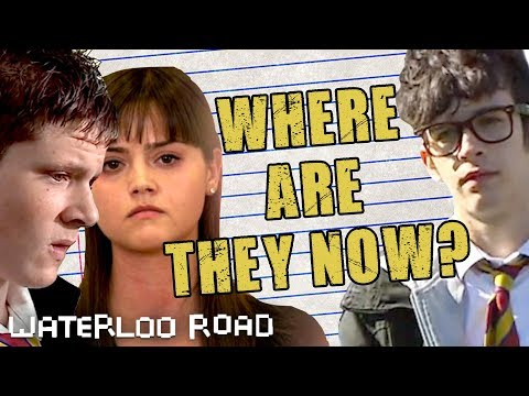 NEW: Where Are They Now? | Waterloo Road