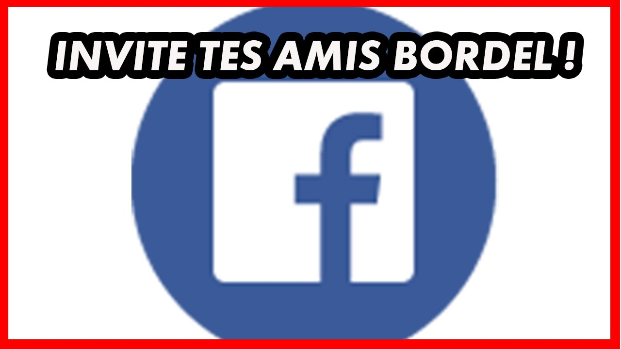 comment inviter tous ses amis facebook aimer une page youtube. Black Bedroom Furniture Sets. Home Design Ideas