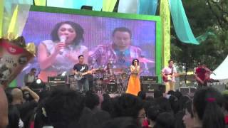 Andien - Moving On (Cornetto Summer Fest 2012)
