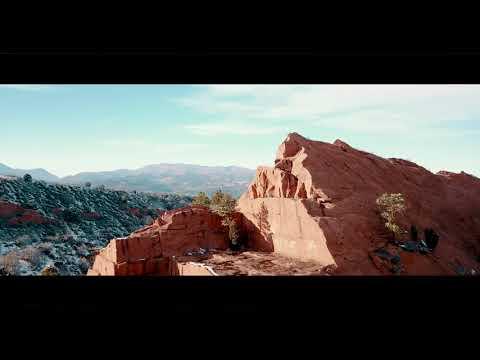 Red Rocks Colorado Springs - DJI Mavic Pro Drone