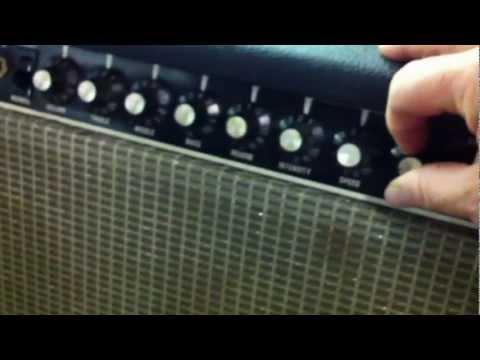 Vintage Music Man 210HD Amplifier Tube USA Amp