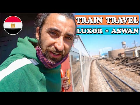 How is Train Travel in Egypt? The Journey to Aswan