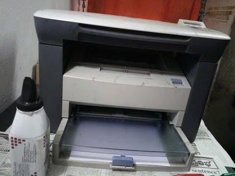 hp laserjet m1005 mfp toner cartridge refill