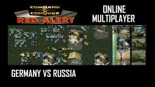 C&C Red Alert Online: Germany VS Russia