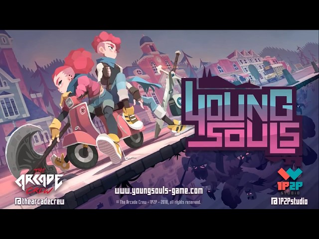 Young Souls Gameplay Trailer