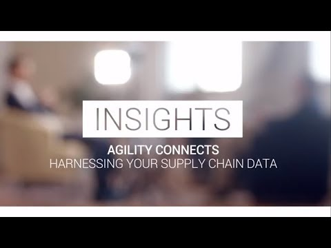 Insights - Agility Connects: Harnessing your supply chain data