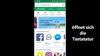 Wie installiere ich eine App auf mein Android Smartphone