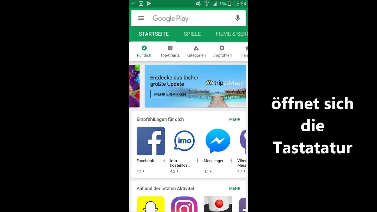 Wie Lade Ich Eine App Auf Mein Smartphone
