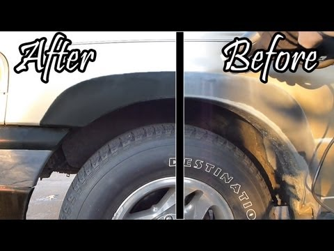 Thumbnail: Restore your Faded Plastic on your Car