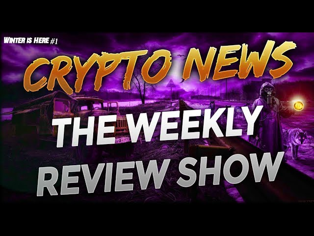 Weekly Crypto News - Binance Soars- Rex Bot 2.0 Coming - BTC for Lingerie - EOS Dumping?