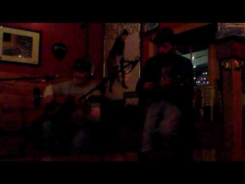 Dickey Jones & Barry Elkins - WINDING WHEEL