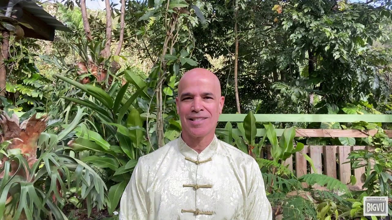 Taijiquan | Grasping the Sparrow's Tale | Grandmaster Wong Kiew Kit