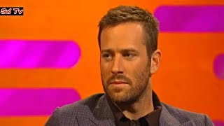 FULL Graham Norton Show 15/2/2019 Felicity Jones, Armie Hammer, Rob Beckett, Stephen Merchant
