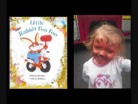 Little Rabbit Foo Foo Read by Alexa