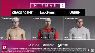 HITMAN 2: Sniper Assassin Competition Winners   The Reveal: Let's get LOCO 47