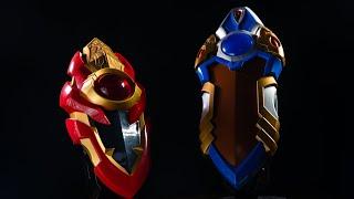 ウルトラマンメビウス ウルトラレプリカ メビウスブレス&ナイトブレス レビュー Ultraman mebius Mebius Brace & Knight Brace