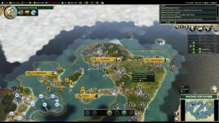 sid meier's civilization v - To much gold from brown