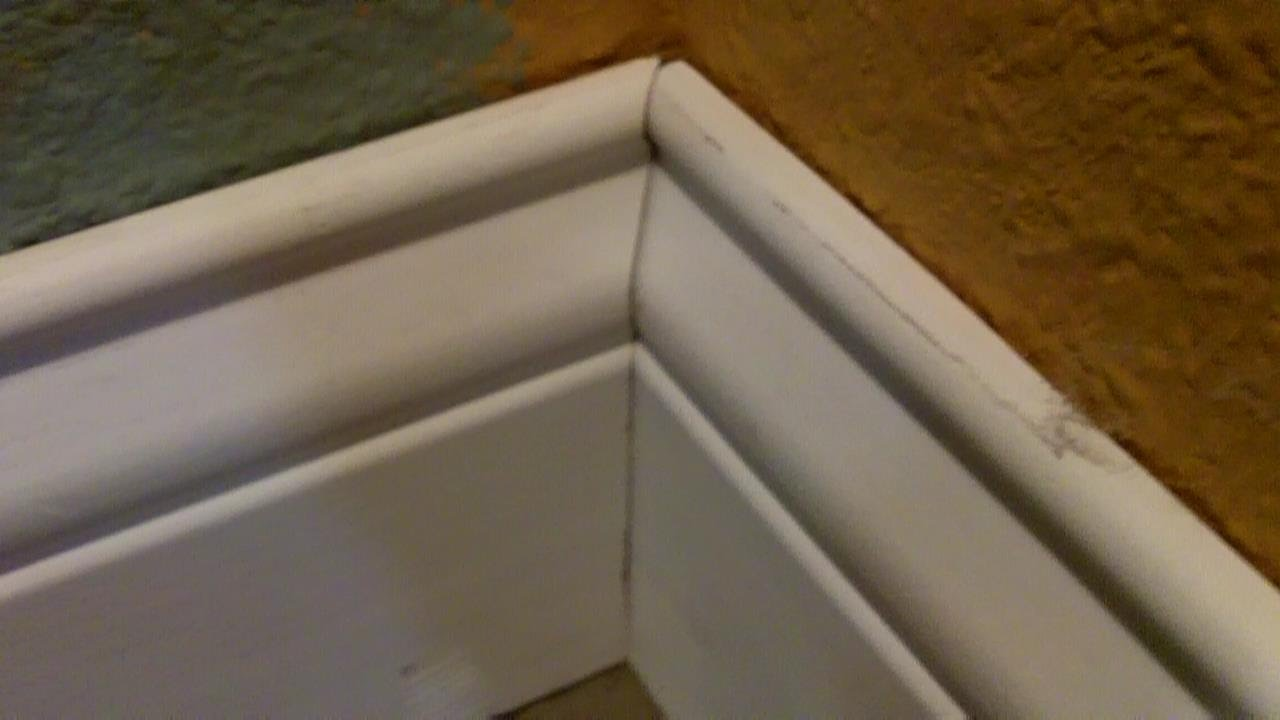 How to cut base molding in place - How To Cut Base Molding In Place 10