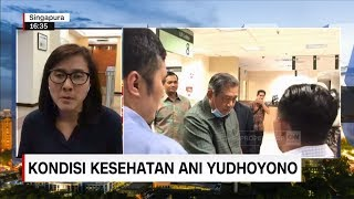 Ani Yudhoyono Kanker Darah, Keluarga Masih Menunggu Cangkok Donor Tulang Belakang