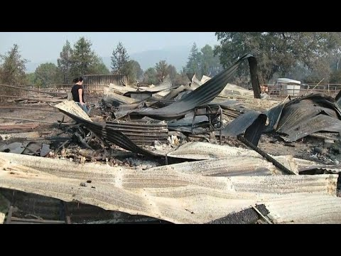 Significant progress in containing California's deadly wildfires