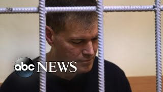 US citizen held in a Russian prison for years on what he said are false drug charges l Nightline