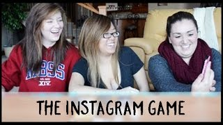 The Instagram Game!