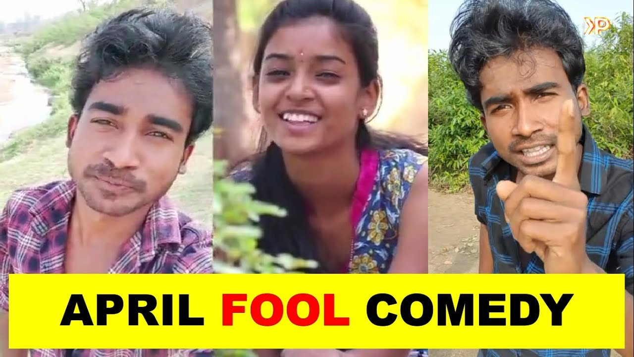 April Fool Comedy   Prince Kumar, Kishor Kumar, Suraj SSBS   Vigo Video