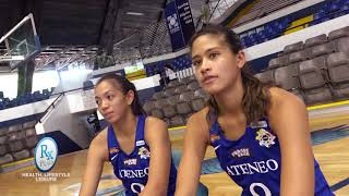 RX PLUS - SPECIALS; BIOFIT TEEN WITH ATENEO BLUE EAGLES; PAULINE GASTON AND JULIANNE SAMONTE
