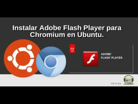 Tutorial: Comó Instalar Plugin De Flash Player Para Chromium En Ubuntu