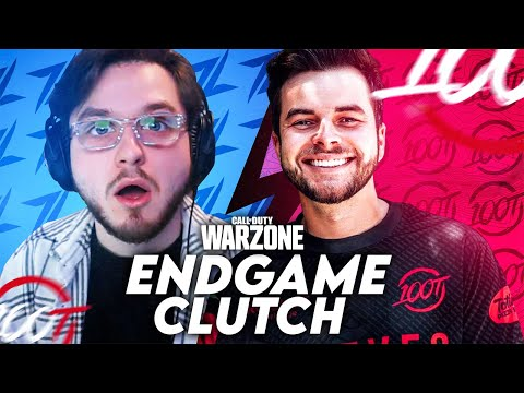 THIS CLUTCH MIGHT GET ME SIGNED TO 100T! COD: Warzone Gameplay