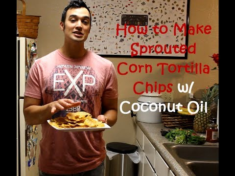 how-to-make-sprouted-corn-tortilla-chips-with-coconut-oil