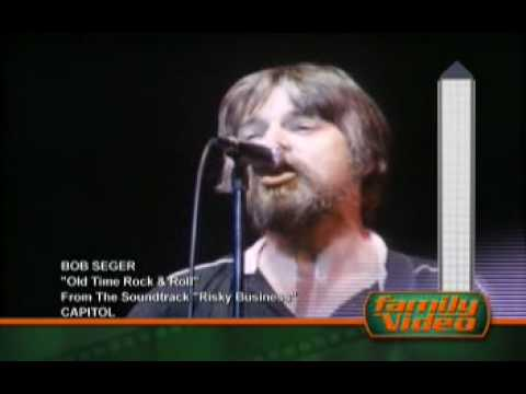 Bob Seger  Old Time Rock n Roll  The Distance Tour 1983