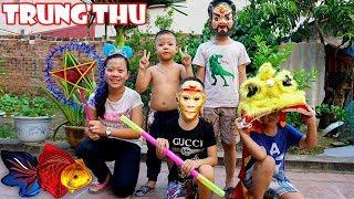 Trò Chơi Bé Chơi Trung Thu Vs Chú Quậy - Bé Nhím TV - Đồ CHơi Trẻ Em Thiếu Nhi