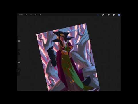 Procreate tutorial: new tools explored   Creative Bloq