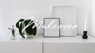Room Corner Makeover | MINIMAL DECOR IDEAS