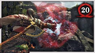 Ciężkie walki! | God of War 2018 [#20]