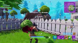 THE BEUG OF INVISIBLE OBJET - ROYAL VICTORY / FORTNITE BATTLE ROYALE (GLITCH)