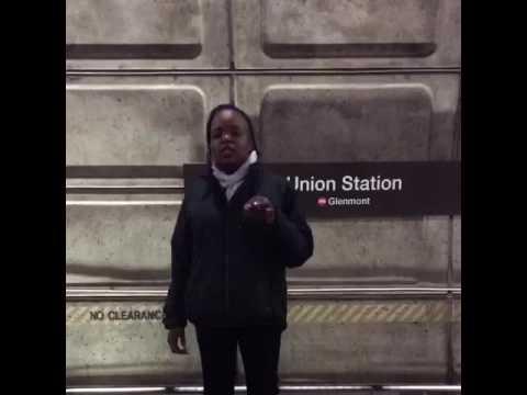 Oh Holy Night - Union Station Washington DC